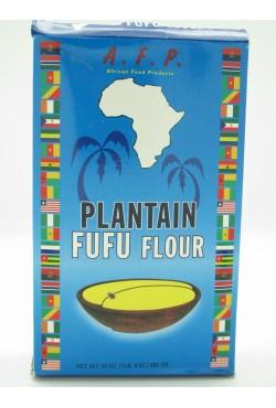 Fufu Flour manioc, riz et plantain