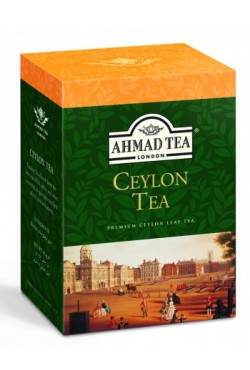 Thé noir Ceylon Ahmad Tea of London