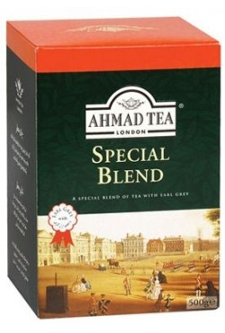 Thé noir spécial Blend Ahmad Tea of London