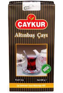 Thé noir turc Altinbas çayi Caykur