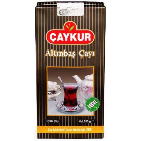 Thé noir turc Altinbas çayi Caykur 500g