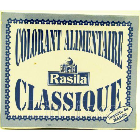 Colorant alimentaire marocain Rasila