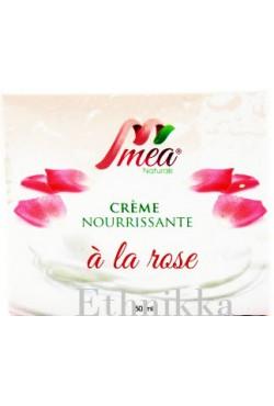 Crème nourissante à la rose Méa