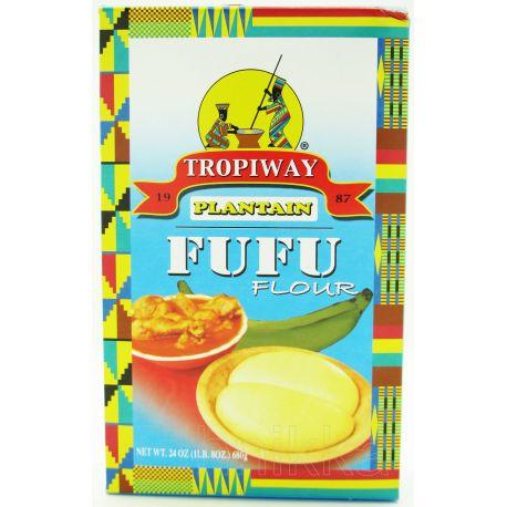 Plantain Fufu Flour Tropiway