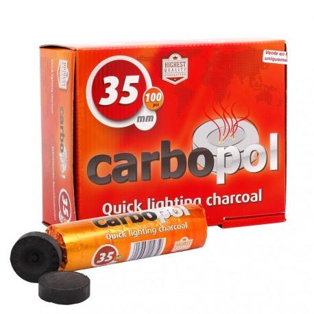 Charbon chicha Carbopol