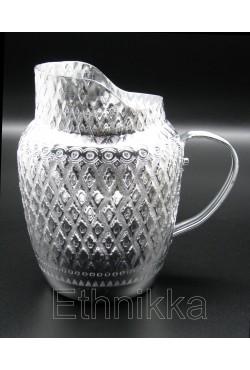 Carafe thailandaise ciselé