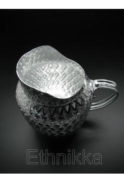 Tasses en aluminium de Thaïlande