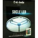 Socle Lumineux LED El Badia pour chicha