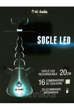 Socle Lumineux LED pour chicha