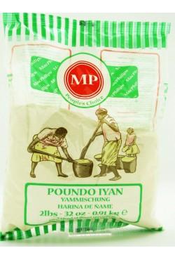 Poundo Iyan MP