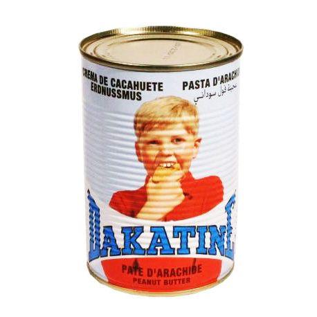 Dakatine pâte d'arachide