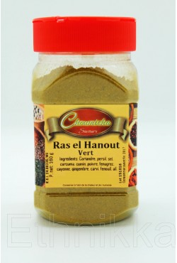 Epices Ras El Hanout vert