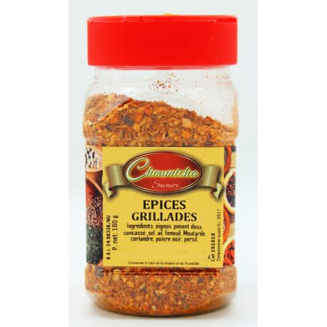 Epices Grillades
