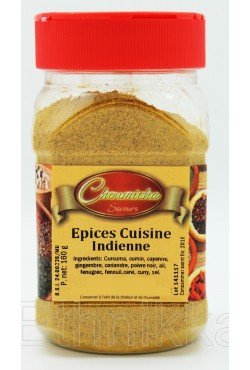 Epices Cuisine Indienne