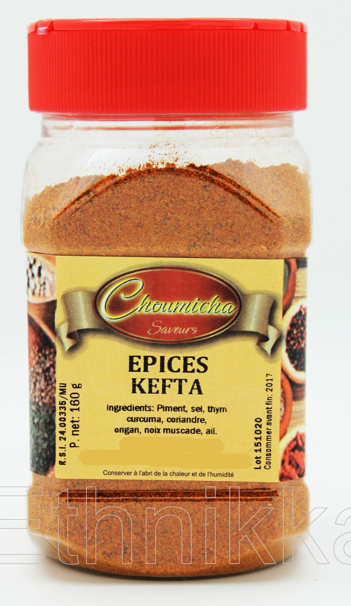 epices pour kefta