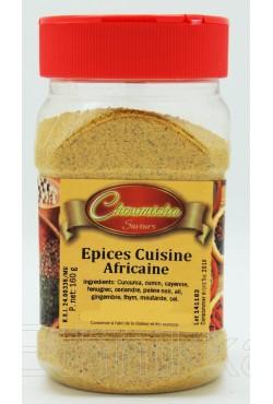 Epices cuisine Africaine
