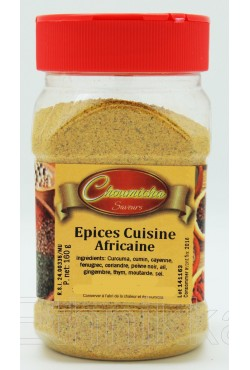 Epices cuisine Afriaine