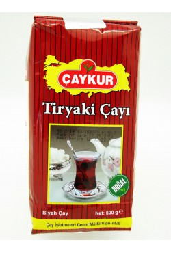 Thé noir Passion Tiryaki çayi