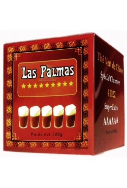 Thé Las Palmas spécial Chun Mee