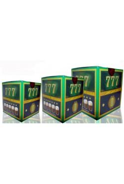 777 Gunpowder pour le thé à la menthe