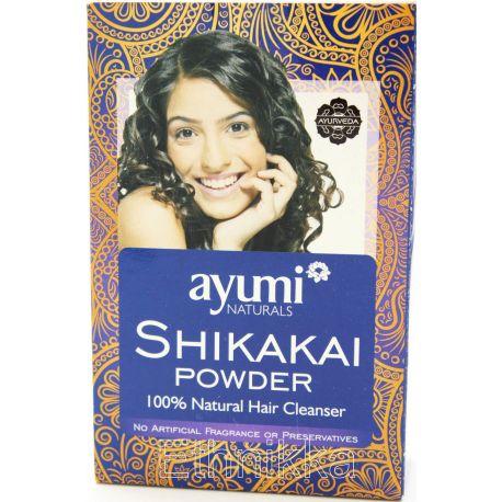 Ayumi naturals Shikakai powder Shampoing - Après-shampoing