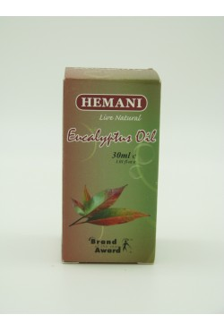 Huile d'eucalyptus Hemani