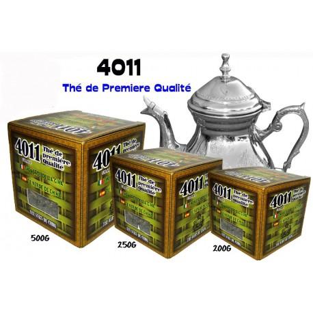 4011 Thé de première qualité.