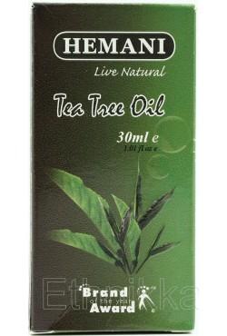 Huile de tea tree Hemani