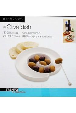 Présentoir apéritifs pour olives