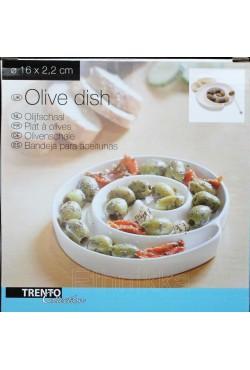 présentoir pour olives