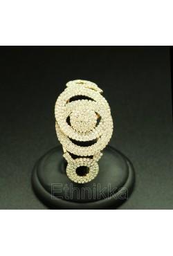 Bijou oriental bracelet strass