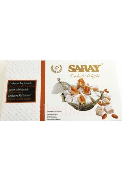 Loukoums aux Amandes - Saray