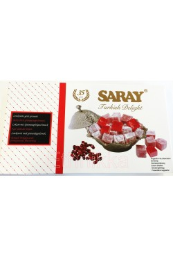 Loukoums à la grenadine - Saray