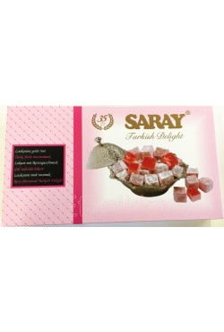 Loukoums à la rose - Saray