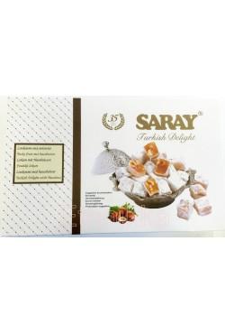 Loukoum aux noisettes - Saray