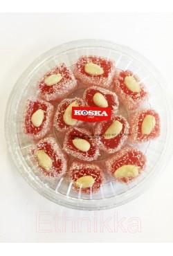confiserie turk, fraise - kosha