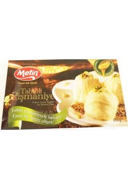 Bonbons de coton halwa au sesame - Metin