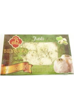 Bonbons de coton halwa confiserie à la pistache - Beybaba