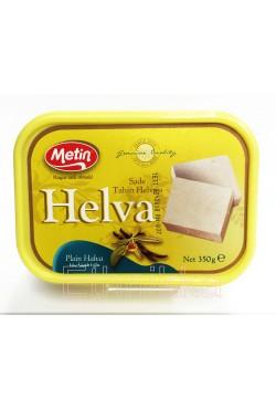 Halva à la vanille - Metin