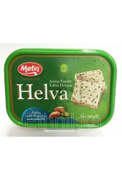 Halva à la pistache - Metin