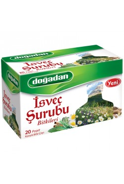Tisane Plantes de sirop sweden - Dogadan