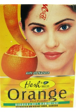 Soin nettoyant Hesh orange peel powder