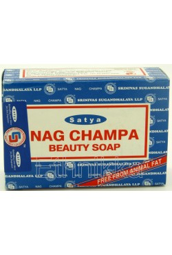 Savon Satya Nag champa beauty and soap 135g