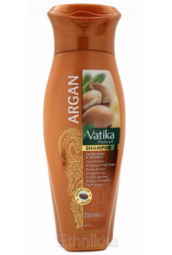 Shampoing Vatika à l'huile d'argan