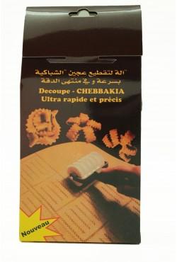 Rouleau découpe pâte chebbakia griweche