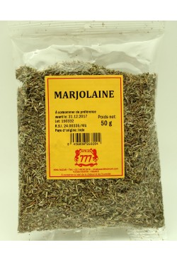Marjolaine plante aromatique