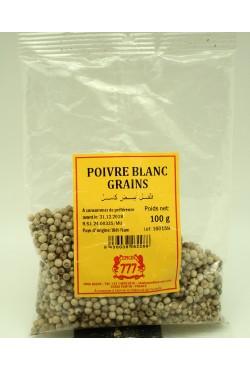 Poivre Blanc grain