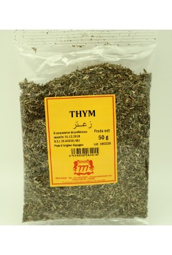 Thym - herbe aromatique