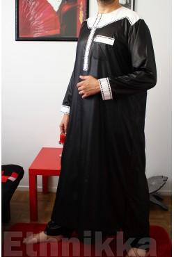 Djellaba homme manches longues Quraish