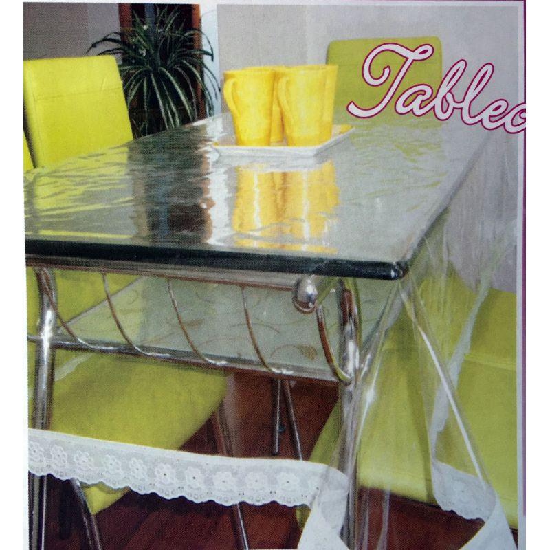 achat nappe imperm able rectangulaire en pvc. Black Bedroom Furniture Sets. Home Design Ideas